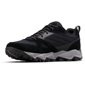Columbia Ivo Trail Zapatillas Hombre, black/steam